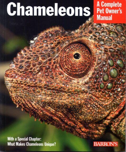 Chameleons (Complete Pet Owner's Manual) 9780764128639