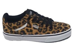 Womens Vans Seldan Leopard Cheetah