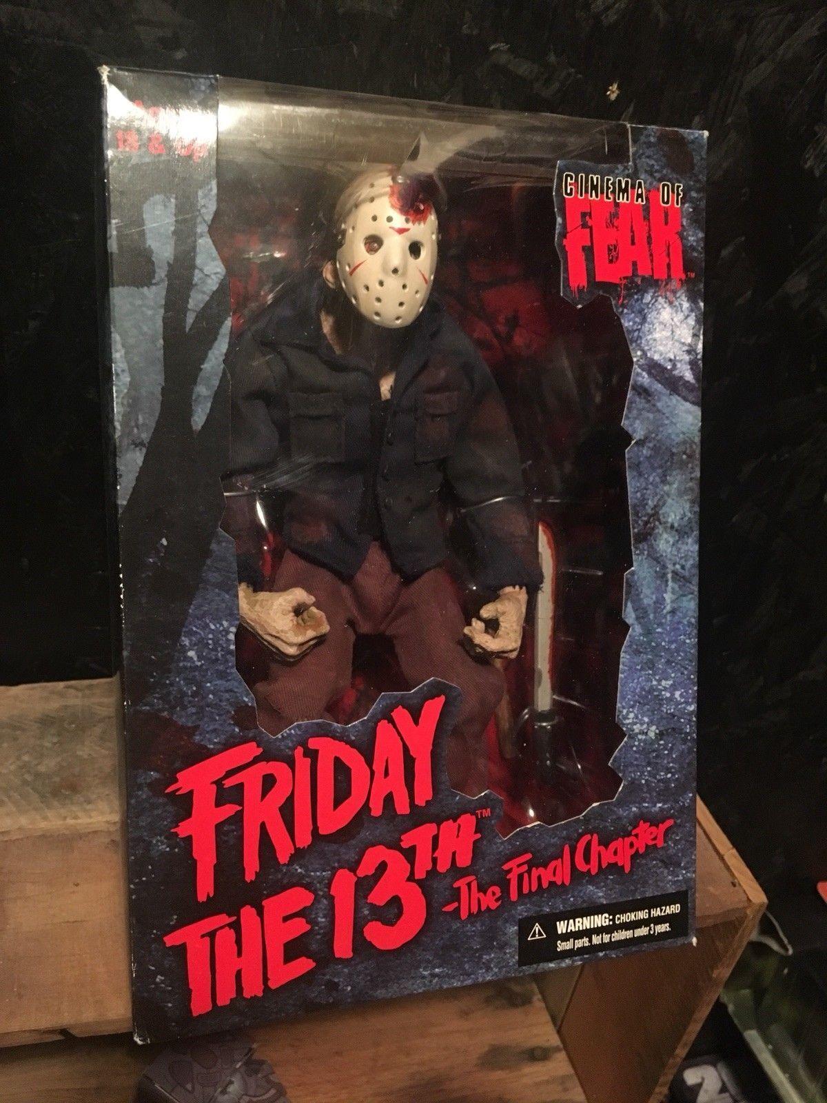 Cinema del miedo  Friday the 13th el capítulo final 9 pulgadas