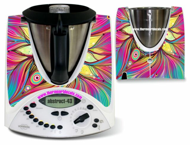 Thermomix Sticker Decal             (Code: Abstract_43)