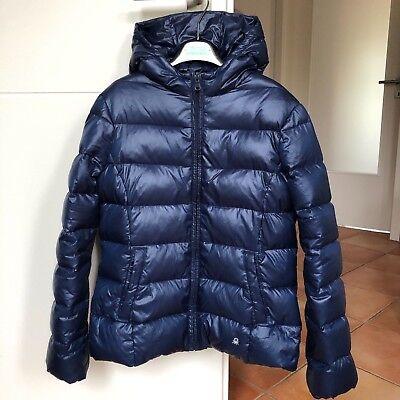 BENETTON Winterjacke Daunenjacke Jacke Daunen Kapuze Gr.3XL 170 cm Neuwertig | eBay
