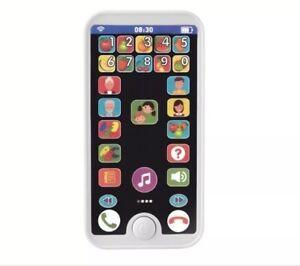 Brillant Nouveau Playtive Junior Mon Premier Smartphone-afficher Le Titre D'origine