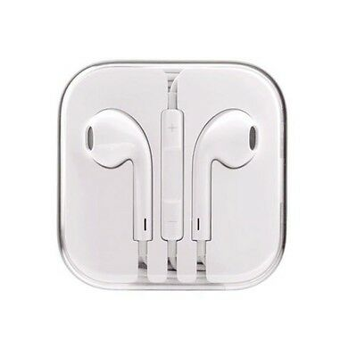 New OEM Authentic Apple EarPods w/ Remote & Mic Headphones for iPhone 6S 6 Plus