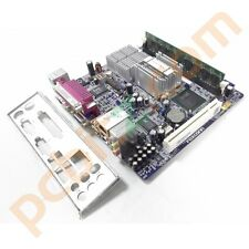 Foxconn 45CS Mini ITX Motherboard + Intel Atom 230 1.6GHz CPU + 1GB RAM With BP