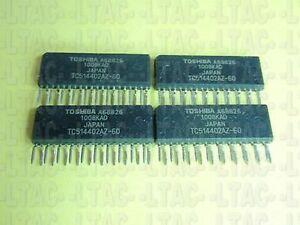 Tc514400az-60 Toshiba Zip