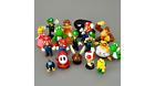 Super Mario Bros - Lot de 18 Mini Figurines