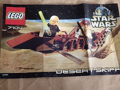 stand only Display Stand for Lego 9496 75174 7104 Starwars