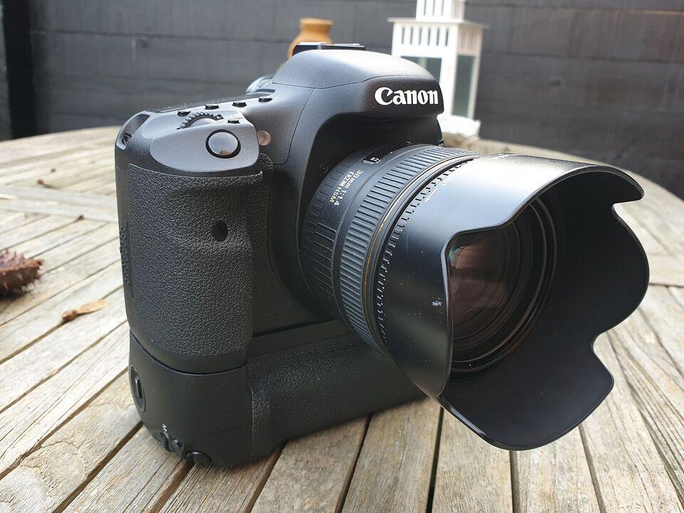 Canon, EOS 7D, 18 megapixels