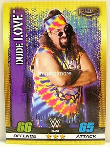 Slam Attax - #255 Dude Love - 10th Edition-afficher le titre d`origine OlSSe9vm-09102057-203202080