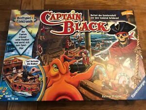 El-Capitan-Black-de-Ravensburger-electronico-3d-juego-de-mesa-familias-ninos-rar
