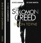 Solomon Creed by Simon Toyne (CD-Audio, 2015)