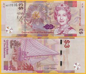 Bahamas-3-Dollars-p-new-2019-UNC-Banknote