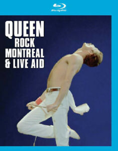 Queen-Rock-Montreal-Live-Aid-Blu-Ray-2016-Queen-cert-E-NEW-Great-Value