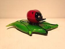 Murano Art Glass Ladybug