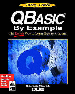 Qbasic by Example (Programming (Que))-ExLibrary