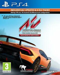 Assetto-Corsa-Edition-Ultimate-PS4-Neuf-Scelle