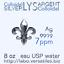 COLLOIDAL-SILVER-LYS-ARGENT-9999-PURE-USP-WATER-8-OZ thumbnail 2