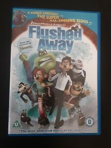 Flushed-Away-DVD-2007-Cert-U-Big-Value-From-A-Small-Business-Free-Postage