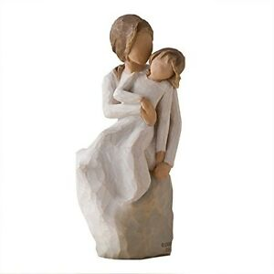 Image Is Loading Willow Tree Mother Daughter Figurine Love Wedding Angel