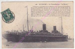 CPA-76600-LE-HAVRE-Bateau-Le-Transatlantique-La-Savoie-ca1913