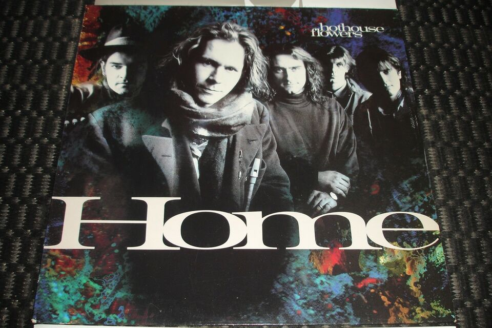 LP, Hothouse Flowers, Home