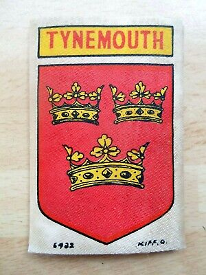 Flamborough Head Embroidered Sew on Patch Approx 70mm FREE UK Delivery