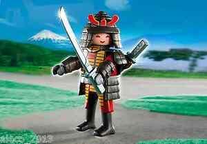 Playmobil-Special-Samurai-con-Armas-Ref-4748-Ninja-NUEVO-Soldados-Medieval