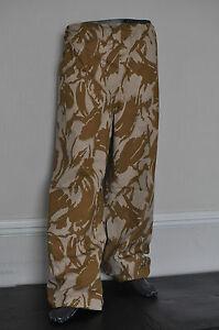 NEW-British-Army-Desert-Gore-tex-waterproof-trousers