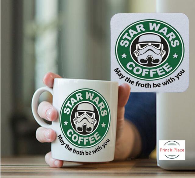Star Wars Storm Trooper Starbucks May