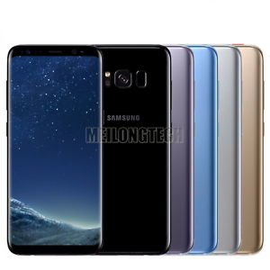 Samsung Galaxy S8 SM-G950 64GB Unlocked Smartphone AT&T Sprint T-Mobile Verizon