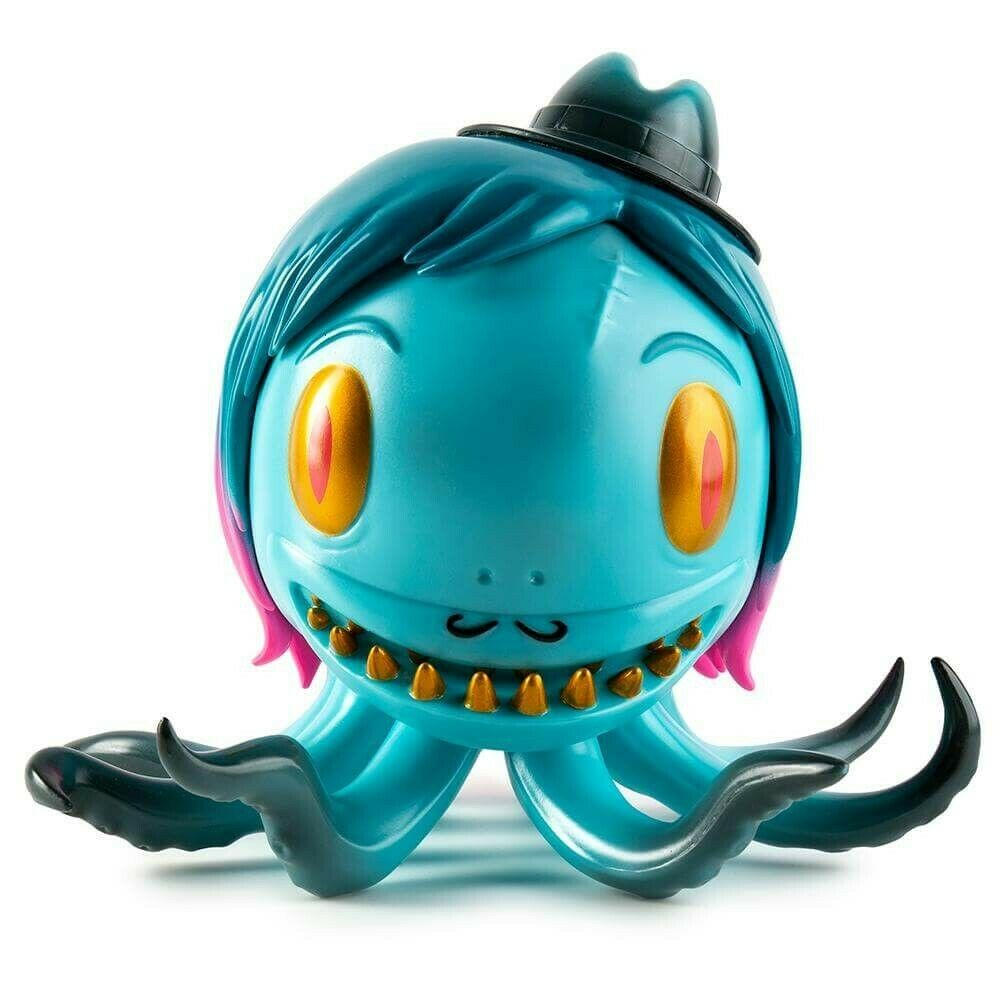 "ScaryGirl Blister the Octopus -""Alternate Universe Mode"""