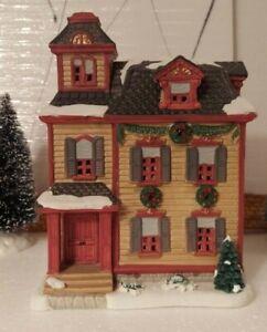 Lemax Christmas Village (2018) – Building – Davidson Residence