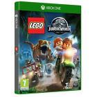 Lego Jurassic World Game for Xbox One Kids NEW & SEALED