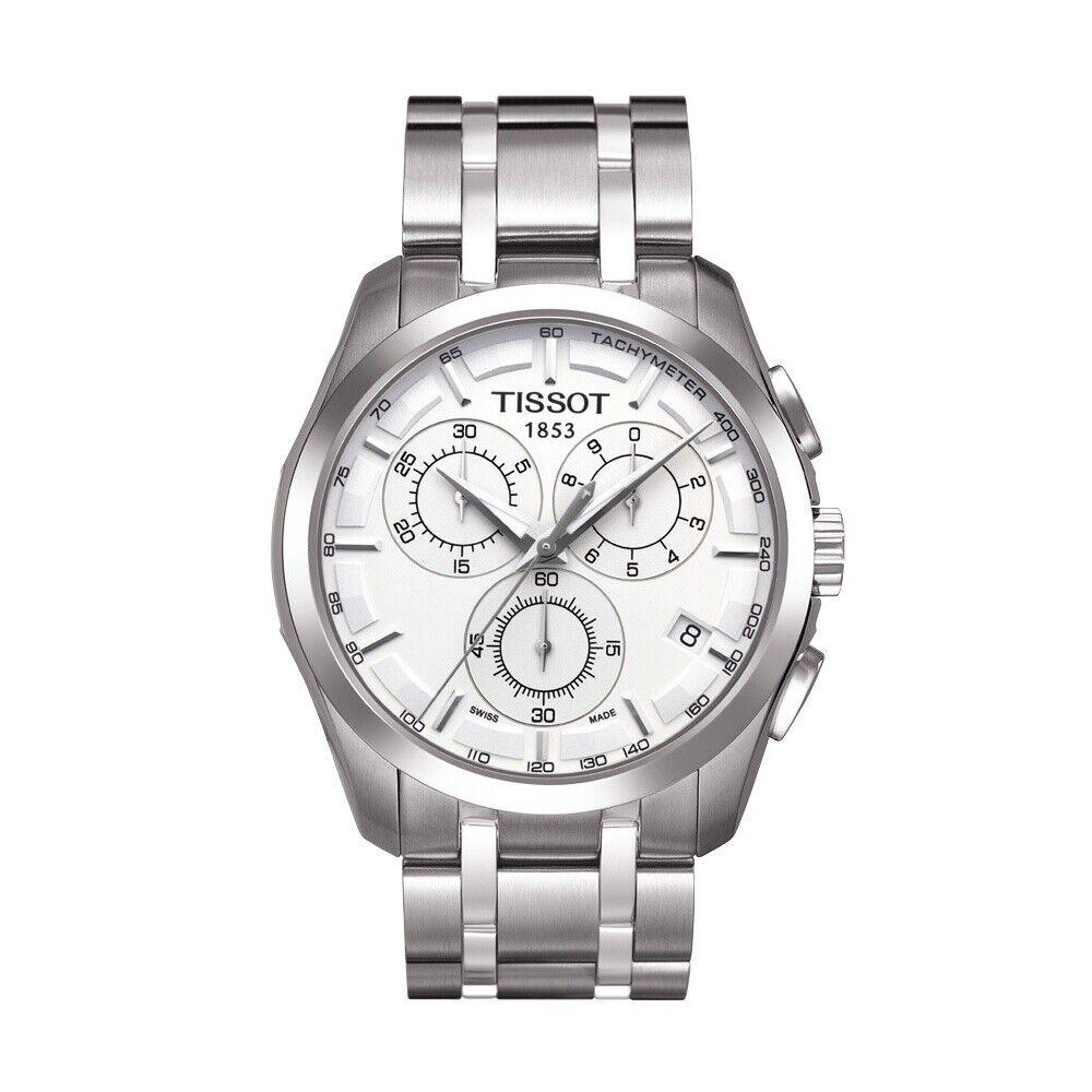 Tissot Couturier T0356171103100 Wrist Watch for Men