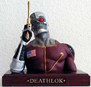 EARTH-X-DEATHLOK-BUST-BY-DYNAMIC-FORCES-FACTORY-SEALED-BRAND-NEW-UNOPENED