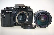 Minolta X-700 mit Minolta MD Zoom 28-85mm 3,5-4,5 Objektiv