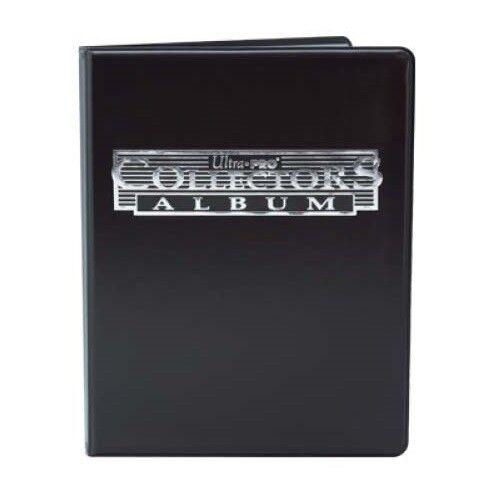 Ultra PRO Collectors Portfolio Black A5 Album Binder 4-Pocket 10-Pages