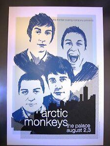 ARCTIC-MONKEYS-MELBOURNE-2006-CONCERT-POSTER-ART-JOE-WHYTE