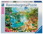 Ravensburger 1000 Piece Jigsaw Puzzle - Tiger Grotto 193738