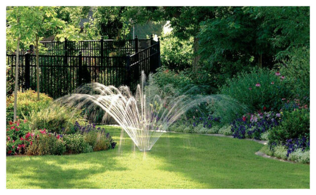 s l640 - How To Adjust Expert Gardener Impact Sprinkler