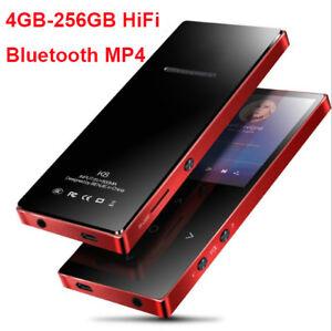 MP3 Player Portable Walkman MP4 Player 8GB-256GB Bluetooth Touchkey Music Player