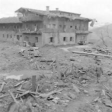 WW2 Photo WWII  Hitlers Berghof Berchtesgaden Austria May 4 1945 / 8016