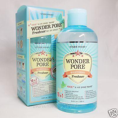 [ETUDE HOUSE] Wonder Pore Freshner 10 in 1 Ultra Pore Solution 250ml