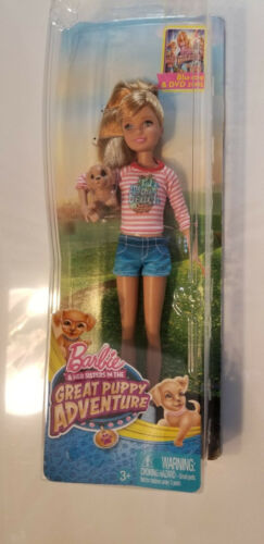 Barbie Sisters Great Puppy Adventure Stacie