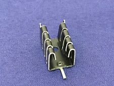 PACK OF 5 PF432G Heatsink, TO-220, TO-262, 19.5 x 12.7 x 13mm, Solder Mount