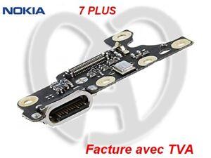 Pour Nokia 7 PLUS Nappe Platine Connecteur de Charge Port USB Micro OEM