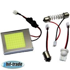 COB LED Panel 12V 24V T10 Ba9s Soffitte 36 39 42 PKW LKW  48x 0,5W mm Innenraum