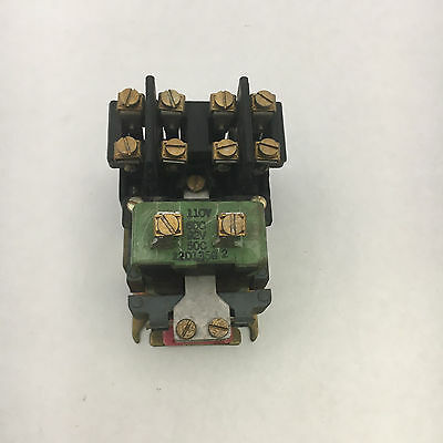 GENERAL ELECTRIC CR2810A 17 AB Machine Tool Relay 440 V COIL