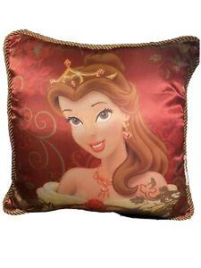 Disney-World-Belle-Beauty-And-The-Beast-Girls-Throw-Pillow