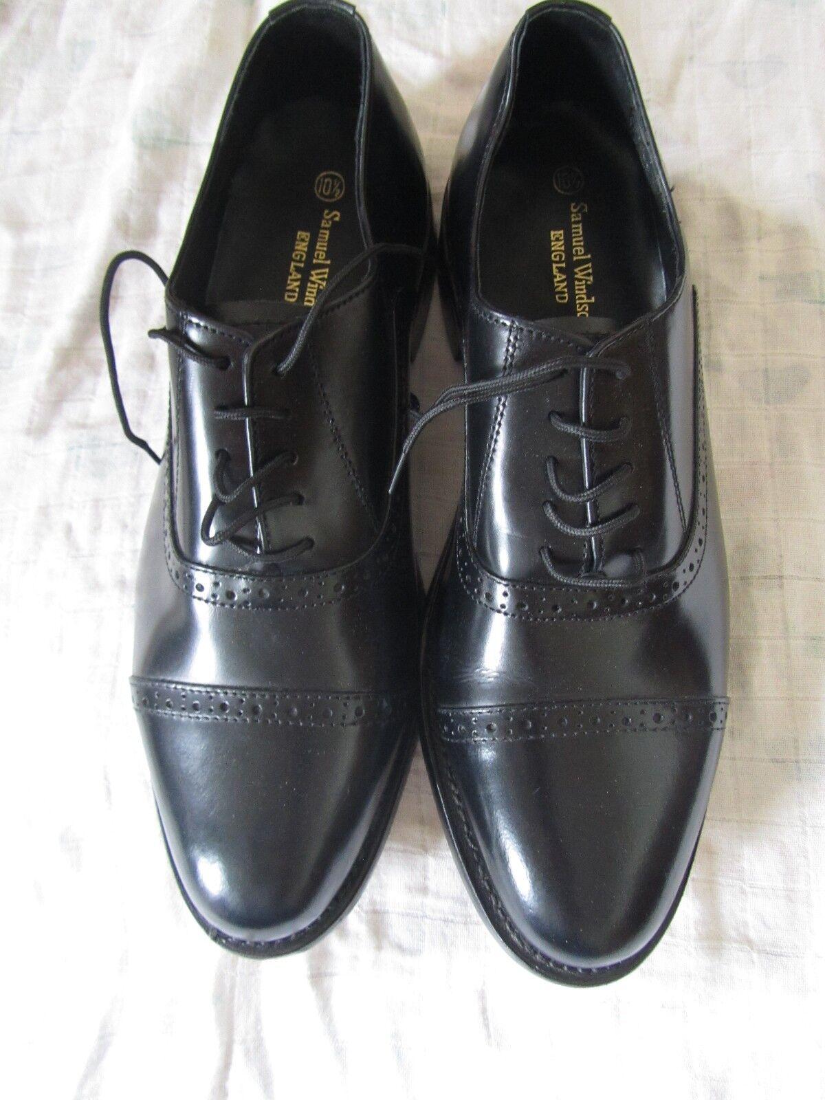 Samuel Windsor shoes - Men- uk size 10.5